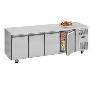 Guzzini GN-4100TN Under Counter Refrigerator