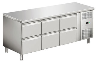 Guzzini GN-4120 Under Counter Drawer Refrigerator