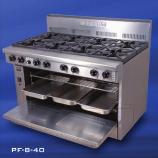 Goldstein 800 Series PF-8-40 Range