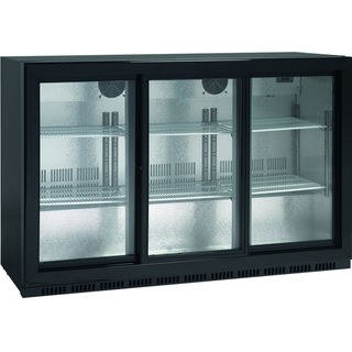 Guzzini LG-330SB Glass Doors Back Bar Cooler