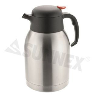 Sunnex Red Button Vacuum Jug