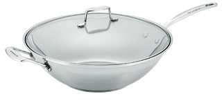 Scanpan Impact 36cm Covered Wok