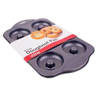 D.Line Daily Bake Edge Design Doughnut Pan