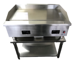 Guzzini Induction Griddle and Stand