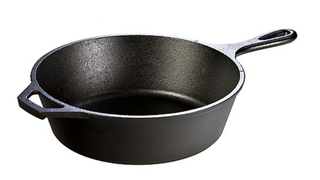 Lodge Cast Iron Deep Skillet 26cm