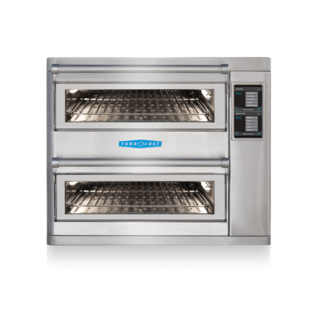 Turbo Chef Double Batch Impingement Oven