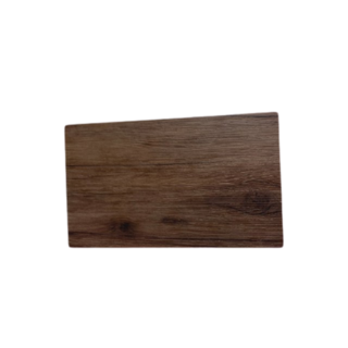 Wood Grain Look Melamine Rectangle Board