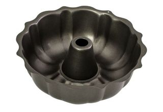 Bakemaster Non-Stick Fluted Ring Cake Pan 27cm