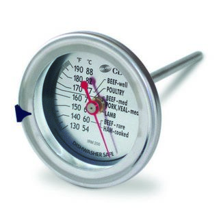 CDN ProAccurate Meat/Poultry Ovenproof Thermometer