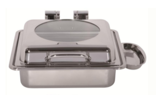 Guzzini 5293 Square Induction Chafer