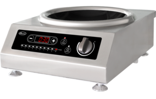Guzzini  G35-KA18 Commercial Induction Wok Cooker