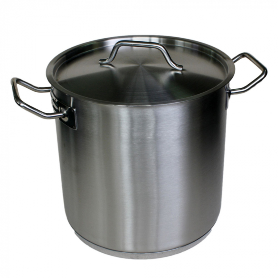 J Series Commercial Stockpot with Lid
