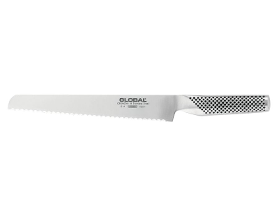 Global Bread Knife 22cm