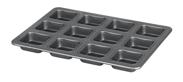 International Bakeware Platinum Series Square Brownie Pan