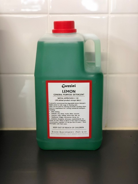 Guzzini General Purpose Detergent -5L