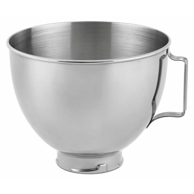 KitchenAid 4.3L Stainless Steel Bowl K45SBWH