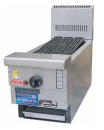 Goldstein 800 Series RBA-12 Char Broiler