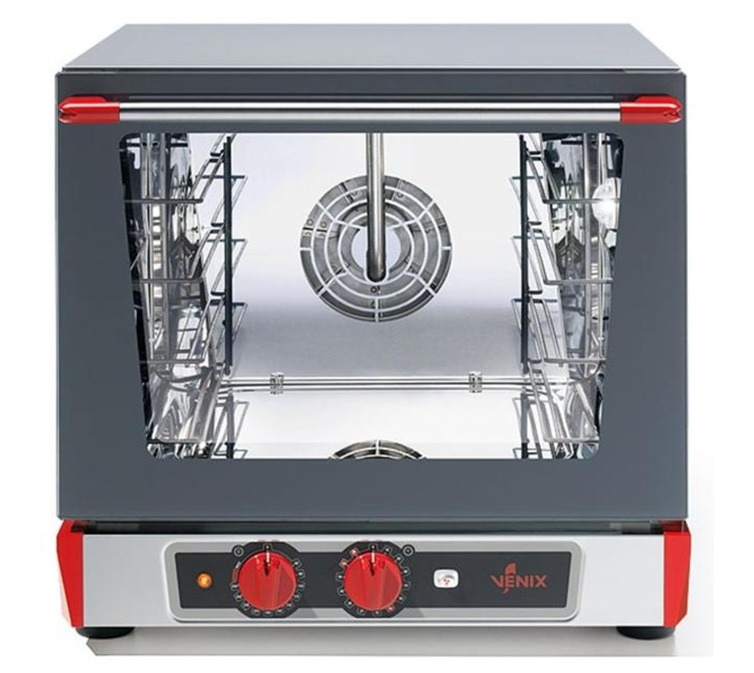 Venix B043M Burano Electric Convection Oven with Humidity Function