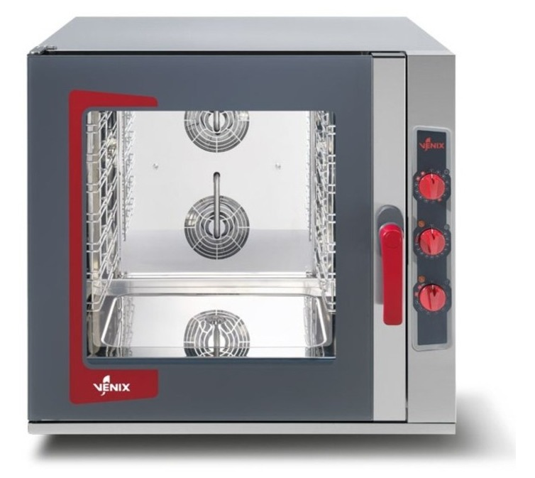 Venix L06MVUS Lido Electric Manual Bakery Combi Steam Oven