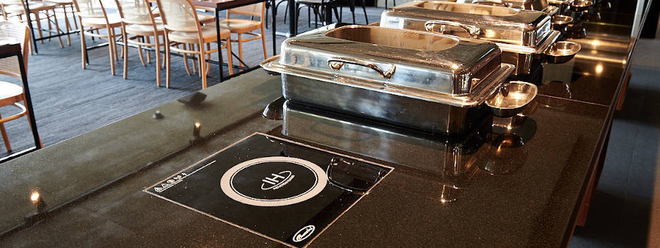 Guzzini Induction Cooking