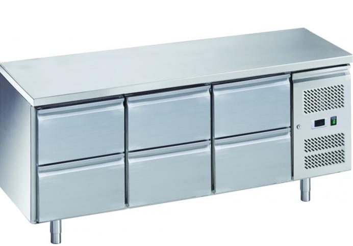 Guzzini GN-3160 Under Counter Drawer Refrigerator